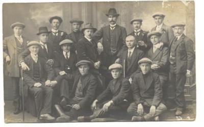 Opgeëisten 1914-1918