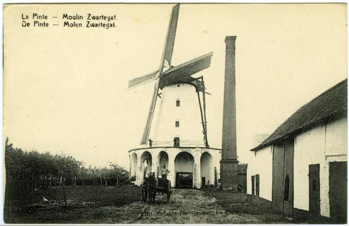 De Zwartegatmolen