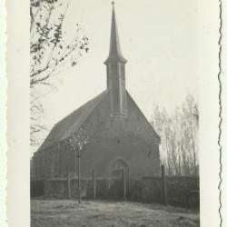 De Sint-Petrus en Pauluskerk van Bachte