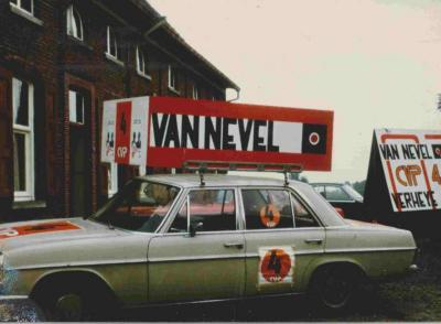 Jozef Van Nevel gaat de verkiezingsstrijd aan