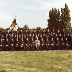 De Civiele Bescherming van Deinze anno 1978