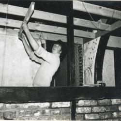 Verbouwingen jeugdhuis 't Sloefke