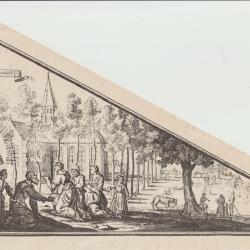 Bedevaartsvaantje van de Mariale Ommegang te Nazareth