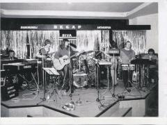 The Bobby Setter Band in zaal Riva