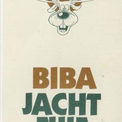 Flyer Biba Jachtfuif