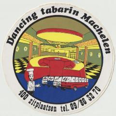 Sticker Dancing Tabarin