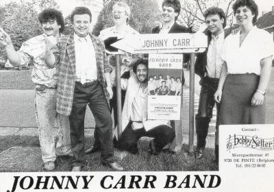 Johnny Carr Band