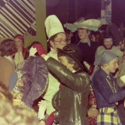 Jeugdclub DAPZ tijdens carnaval