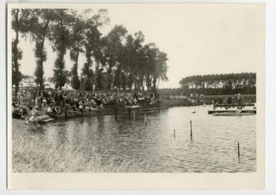Zwemmen in Vosselare Put