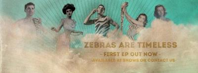 Reclame EP Zebras are Timeless