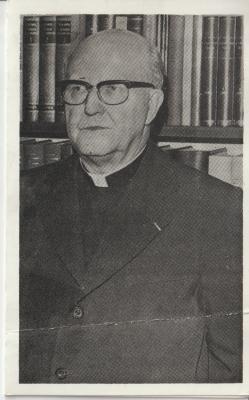 Doodsprentje Valere Gaublomme