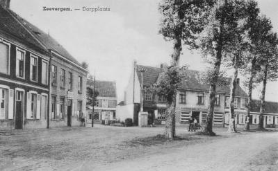 Dorpplaats, Zevergem