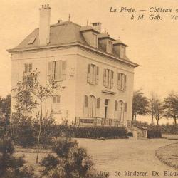 "Kasteel ""Les Conifères"", De Pinte"