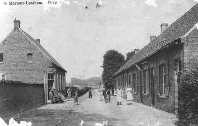 Dorp, Sint-Martens-Latem