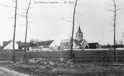 Kerk, Sint-Martens-Latem