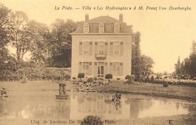 """Villa """"Les Hydrangea's"""", De Pinte"""