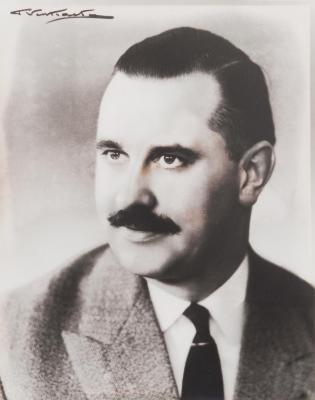 Burgemeester Astere Meirlaen