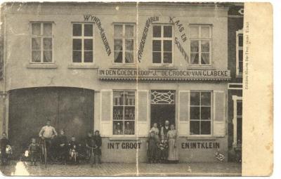 Kaashandel De Croock (1827-1998)