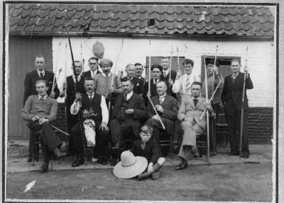 Schuttersgilde Eke, 1936