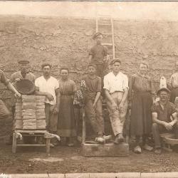 steenbakkers Gavere - Semmerzake 1920-30
