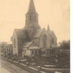 Semmersacke - de kerk - oostkant