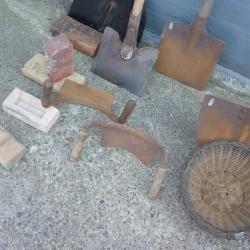 Steenbakkers : objecten