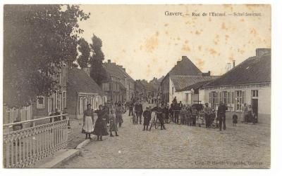 Scheldestraat anno 1908