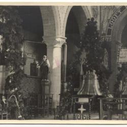 Semmerzake Kerk Binnenzicht 1961