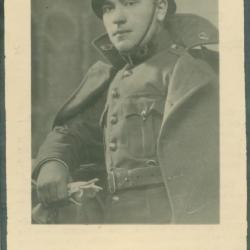 Bidprentje Cesar De Schepper, 1940