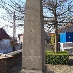 Oorlogsherdenking 1914-1918 in Sint-Martens-Latem