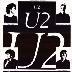 U2 in de Brielpoort