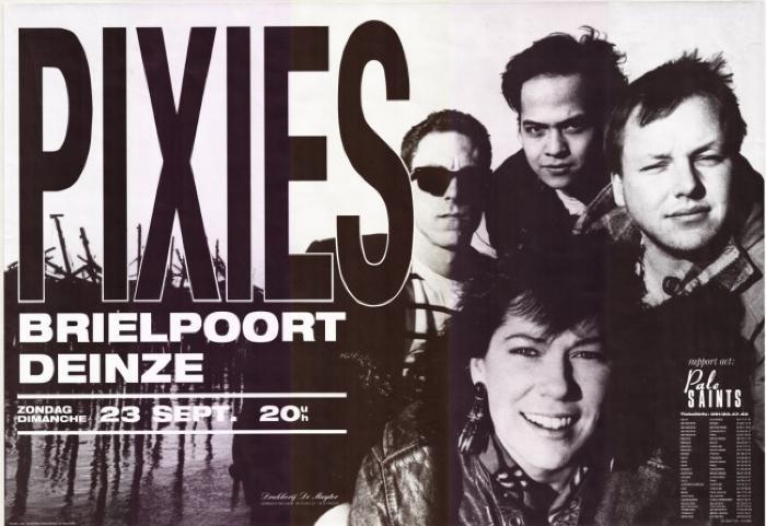 Pixies in de Brielpoort