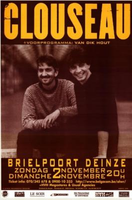 Clouseau in de Brielpoort