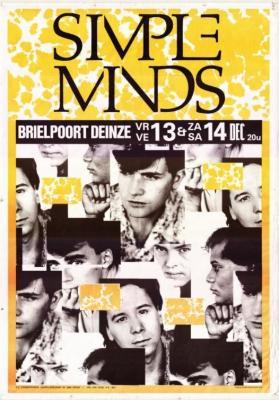 Simple Minds in de Brielpoort