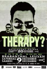 Herkansing (met electriciteit) voor Therapy?