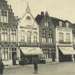 Stationsplein Deinze