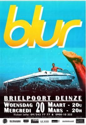 Britpop met Blur