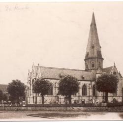 De kerk van Asper