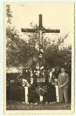 Kruisbeeld in de Zevergemse Boeregemstraat