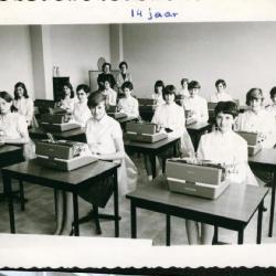 Dactyloklas Technische Instituut Onze-Lieve-Vrouw