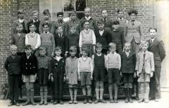 Schoolfoto Gemeenteschool Deurle