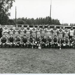 Derby tussen Sparta Petegem en SK Deinze