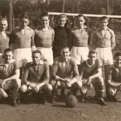 RC Gavere 1942-1943, kampioen van de hoogste provinciale reeks Schelde-Leie