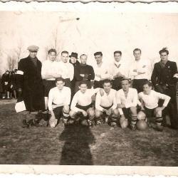 Voetbalwedstrijd tussen de Streekselectieploeg en de Gantoise