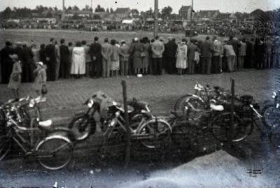Motocross te Eke