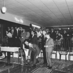 Opening van de Latemse bowling Real