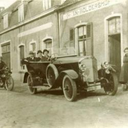 Een Excelsior voor café 'In 't Boldershof'