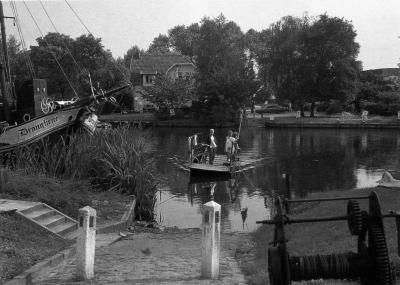 Het Baarleveer te Sint-Martens-Latem