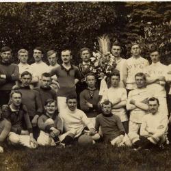 Voetbalploeg Jong Vlaanderen Nazareth, 1911