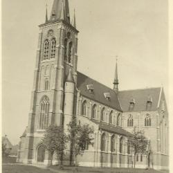 De Eekse parochiekerk anno 1949
